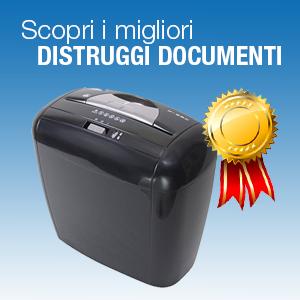 migliori distruggi documenti